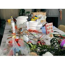 Ateliers arts créatifs avec Crystèle