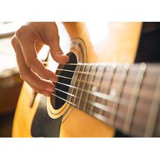 Guitare avec Karim