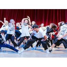 Danse Hip-Hop 12-14 et + ans avec Hervé